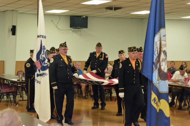 Columbia American Legion Post 581 - Memorial Day 2017