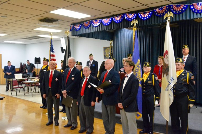 Veteran's Day 2017 – – 16